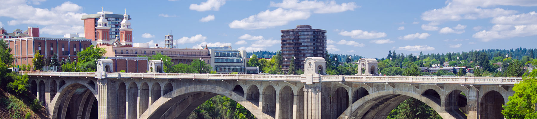 Spokane's Monroe Street Bridge